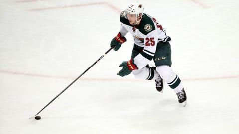 2011: Jonas Brodin -- 10th overall