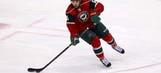 Wild's Dumba trying to break through for full-time NHL job