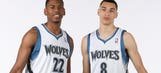Athletic LaVine, Robinson III part of Wolves' new transition attack
