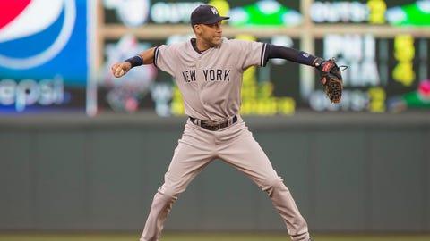 AL SS: Derek Jeter, Yankees