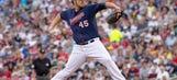 Twins' Hughes gives up season-high seven runs in loss to Yankees
