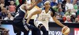 San Antonio Stars at Minnesota Lynx