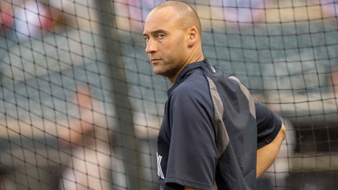 As a former shortstop, I have a ton of respect for Derek Jeter and his career.