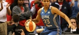 Lynx star Moore named Western Conference Player of the Week