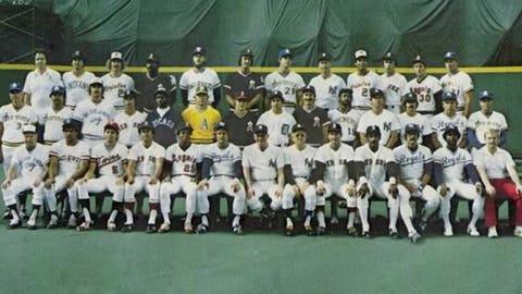 1979: Reggie Jackson ... Seattle Mariner?