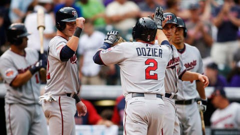 Will the Twins be playing meaningful games in September?