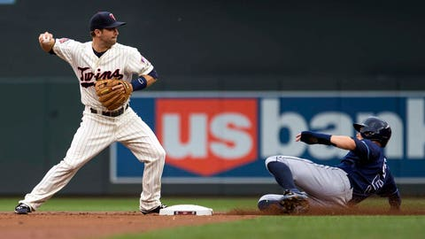 In pictures: Brian Dozier