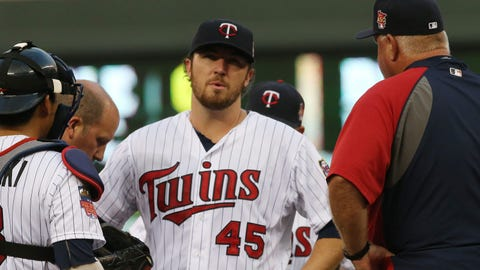 White Sox at Twins: 7/24/14-7/26/14