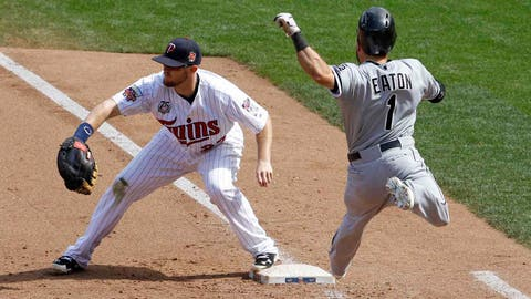 4. The Twins' 3-7 record this homestand is disappointing