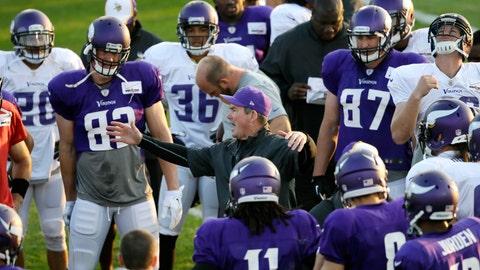 2014 Vikings training camp