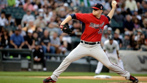Twins at White Sox: 8/1/14-8/3/14