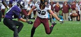 Sophomores take on leadership role in Gophers' young receiver corps
