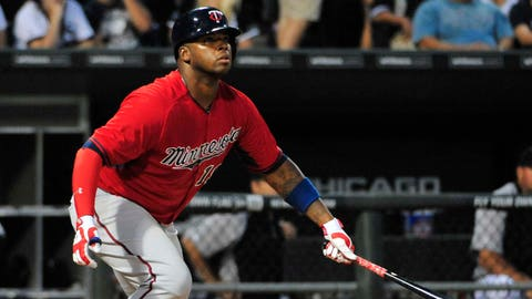 3. Kennys Vargas has been impressive early in his big league career