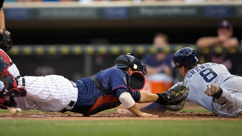 Padres at Twins: 8/5/14-8/6/14