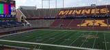 Vikings prepare for return to TCF Bank Stadium