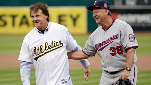 Twins at Athletics: 8/7/14-8/10/14
