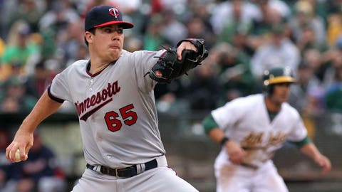1. Trevor May's debut was rough, but he'll bounce back