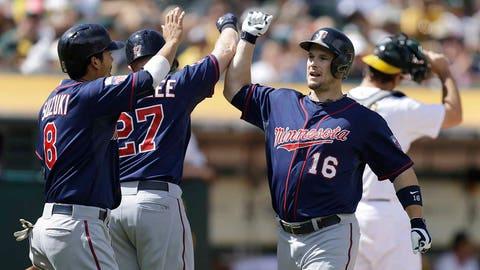 24. Minnesota Twins