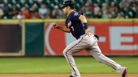 Twins at Astros: 8/11/14-8/13/14