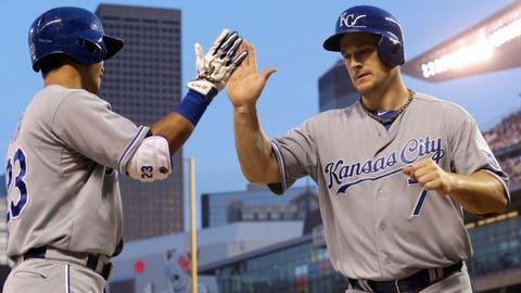 Royals at Twins: 8/15/14-8/18/14