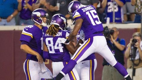 Minnesota Vikings at St. Louis Rams