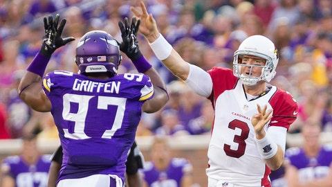 Cardinals at Vikings: 8/16/14