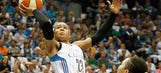 MVP Moore drives Lynx past Stars in playoff opener