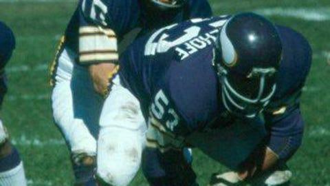 Fran Tarkenton, former Vikings quarterback
