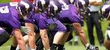 Vikings GM Spielman looks to improve O-line