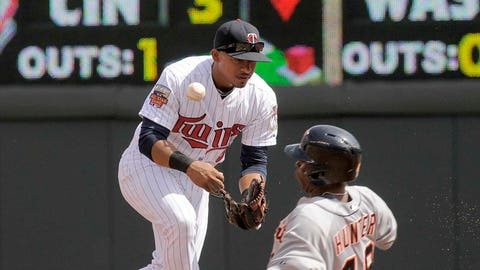 Tigers at Twins: 8/22/14-8/24/14