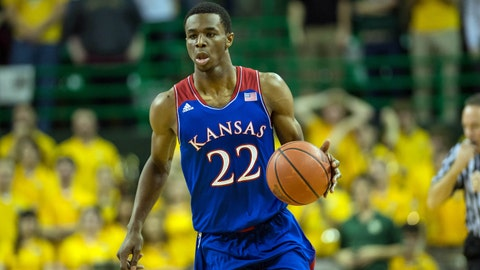 In Pictures: Andrew Wiggins