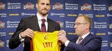 Kevin Love pledges commitment to Cavs