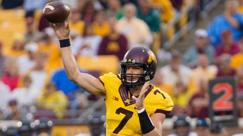 Panthers at Gophers: 8/28/14