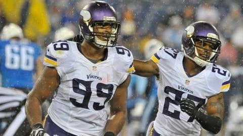 Vikings at Titans: 8/28/14
