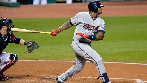 Twins at Indians: 9/9/14-9/11/14