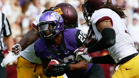 Gophers at Horned Frogs: 9/13/14