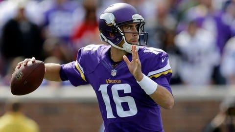 Patriots at Vikings: 9/14/14