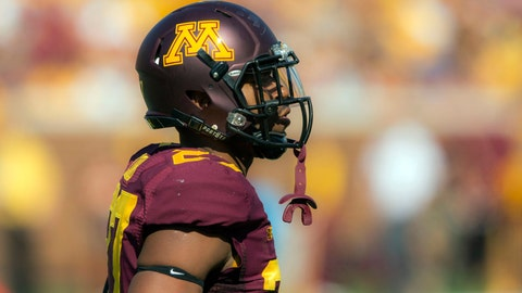 Spartans at Gophers: 9/20/14
