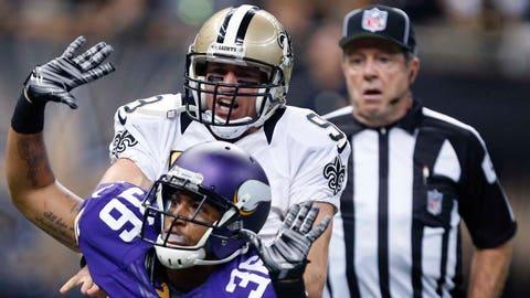 Vikings at Saints: 9/21/14