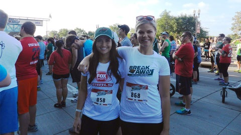 The Breakway Run has us even more excited for the start of the Wild season.