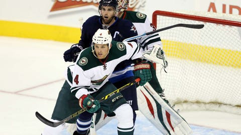 Wild at Jets (preseason): 9/22/14