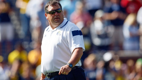 Hoke era ends at Michigan