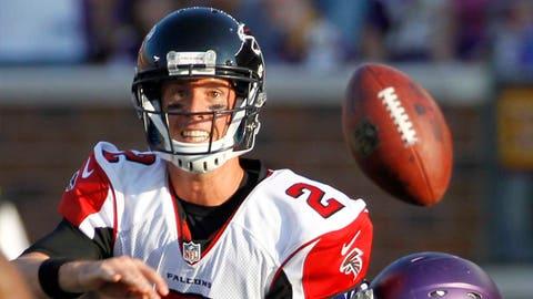 18. Atlanta Falcons