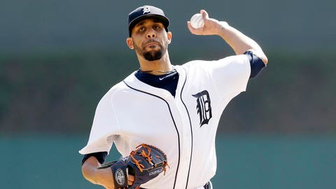 Twins at Tigers: 9/25/14-9/28/14