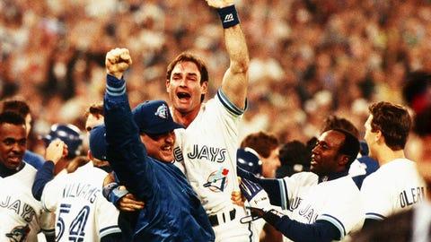 A World Series champion