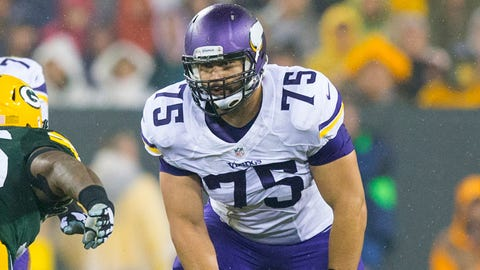 2. LT Matt Kalil to the Panthers