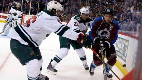 Wild at Avalanche: 10/11/14