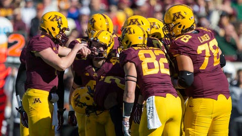 Wildcats at Gophers: 10/11/14