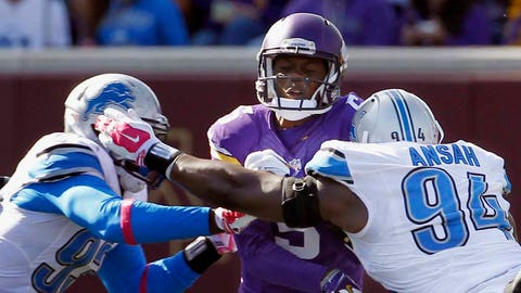 Minnesota Vikings at Buffalo Bills