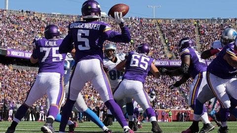 Minnesota Vikings at Tampa Bay Buccaneers